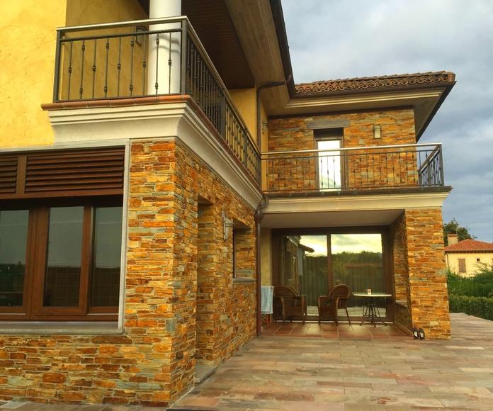 Construccion de viviendas unifamiliares Asturias