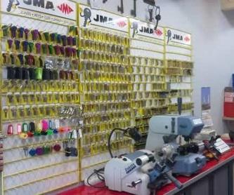 Reparación de Calzado: Qué hacemos de JMA Cerrajeros