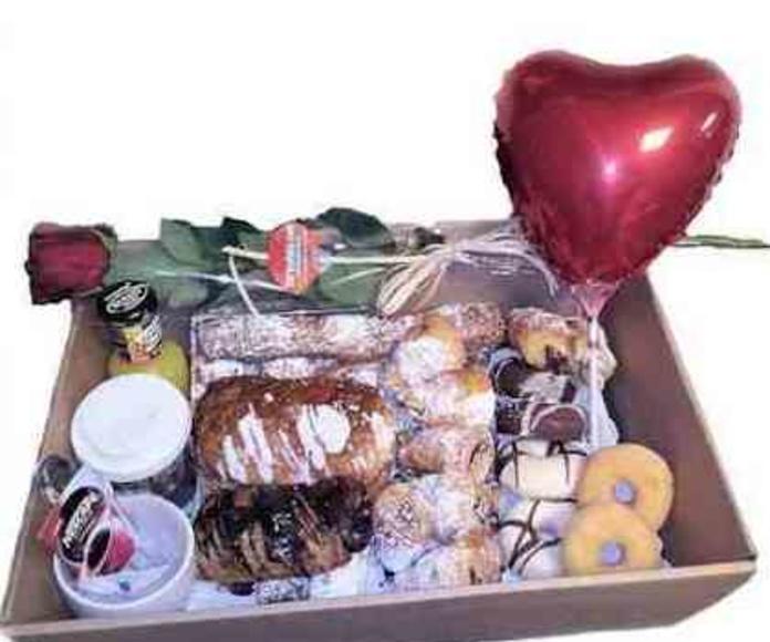 Desayuno dulce: Catálogo de Regalos de Floresdalia.com