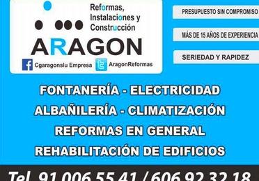 REFORMA INTERIOR E EXTERIORCHALET ARANJUEZ
