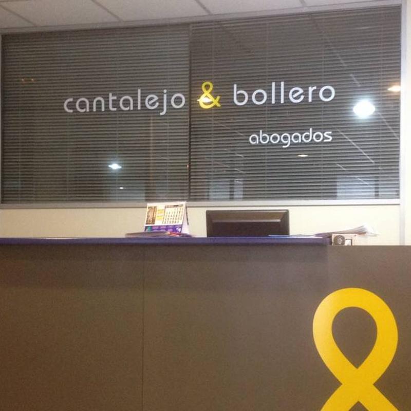 Administración de fincas: Productos y Servicios de Cantalejo & Bollero