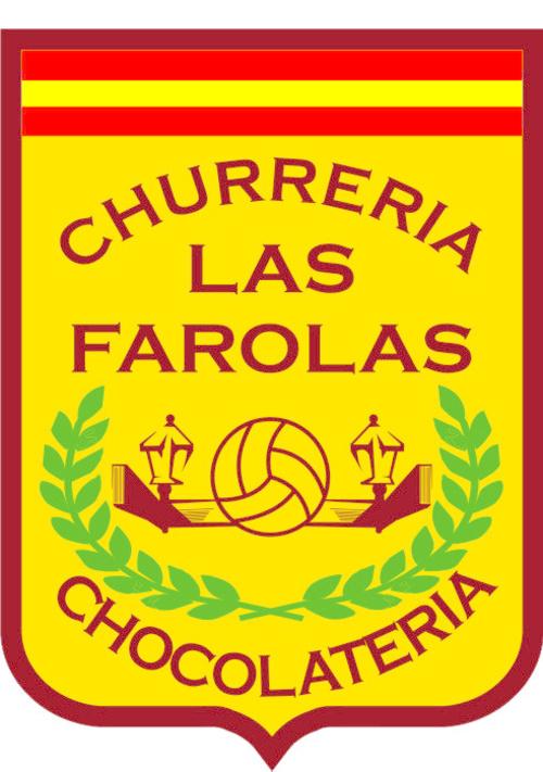 Escudo de los equipos patrocinados por Churreria Las Farolas