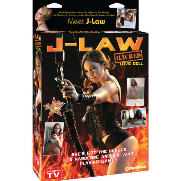 J-LAW HACKED MUÑECA HINCHABLE(41.99€)