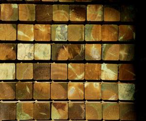 Postes madera Pino Soria tratados para exterior