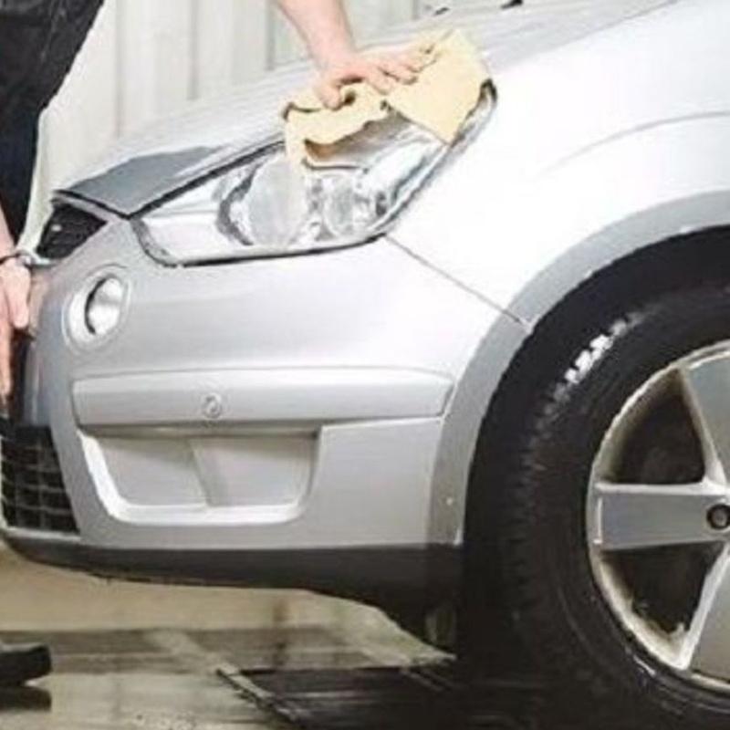 PULIDO DE FAROS (dos faros) 20 €: LAVADO-MECANICA-ALQUILER FURGO de Tenaris Servicios Automoción
