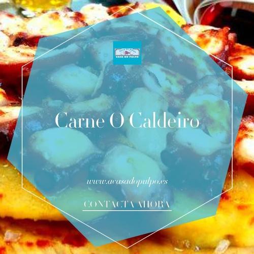 Cocina gallega en Verín | A Casa do Pulpo