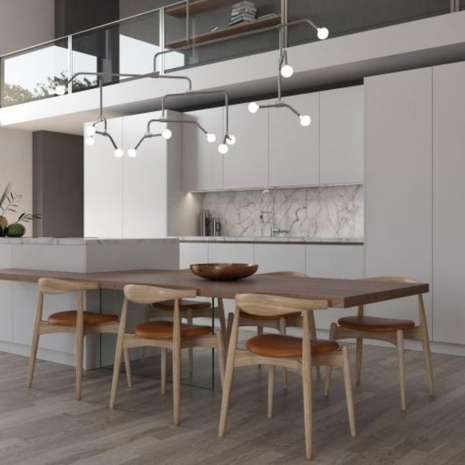 Factores a tener en cuenta en el diseño de tu cocina