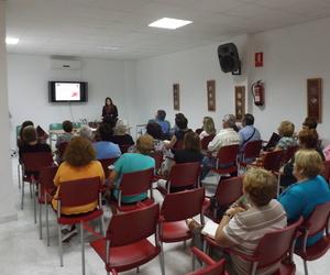 """Charla en Gines: """"El estreñimiento crónico y la incontinencia fecal tienen cura"""". Noviembre 2014."""