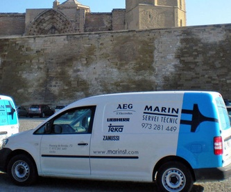 Mantenimiento: Nuestros servicios de Marin Servei Tècnic, S.L.