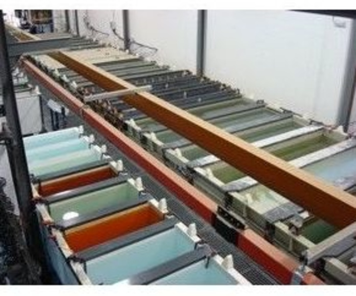 Anodizado: Tratamientos del aluminio de BUCI TRATAMIENTOS ALUMINIO, S. L.