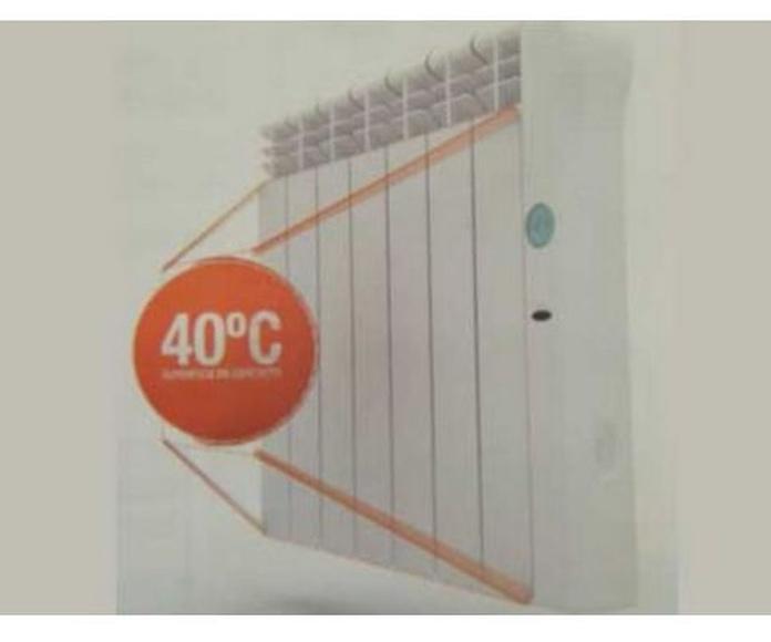 Calefacción. Emisores térmicos elásticos. Calor azul: Trabajos   de Vaypa Sistemas de  Climatización
