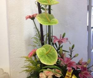 Centros de flores personalizados