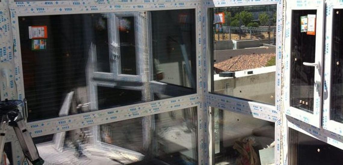 Fabricación y montaje de cerramientos de PVC