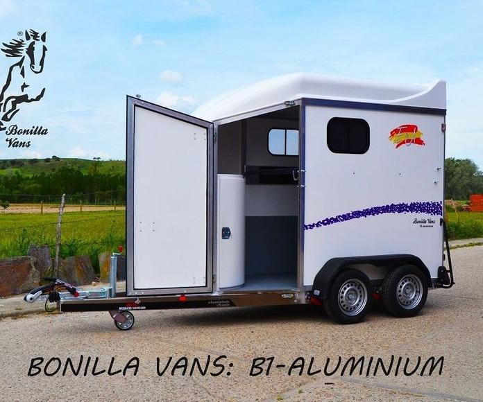 B1-Aluminium: Modelos de Bonilla Vans