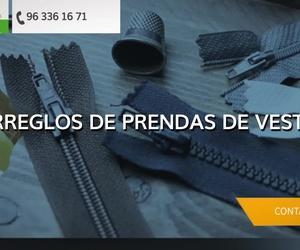 Arreglos de costura en l'Eixample, Valencia: General de Composturas