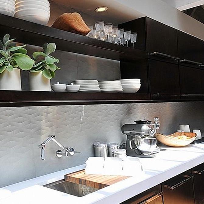 Aspectos importantes en una cocina de diseño