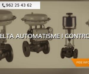 Proyectos de ingeniería en Valencia | Delta Automatismes i Control