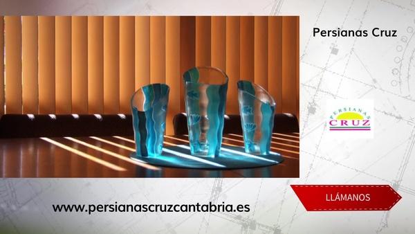 Fábrica de persianas en Cantabria - Persianas Cruz