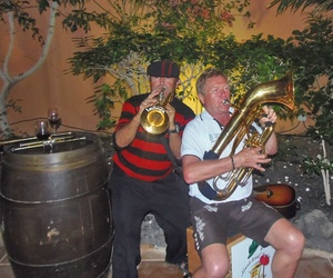 Música tradicional de los Alpes