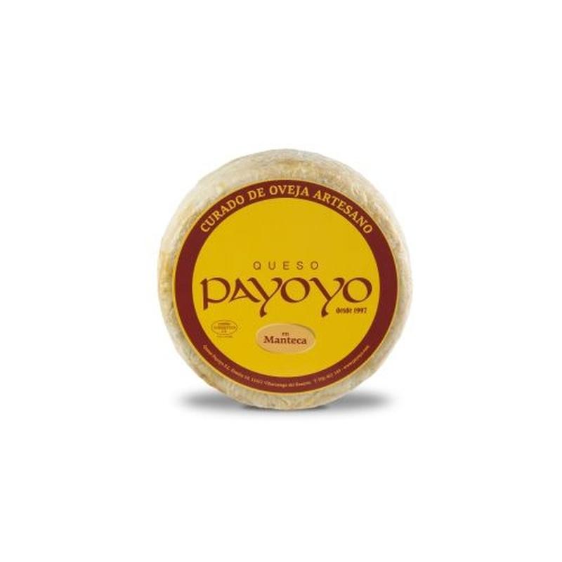 Payoyo Curado de Oveja Envuelto en Manteca: Selección de productos de Jamonería Pata Negra