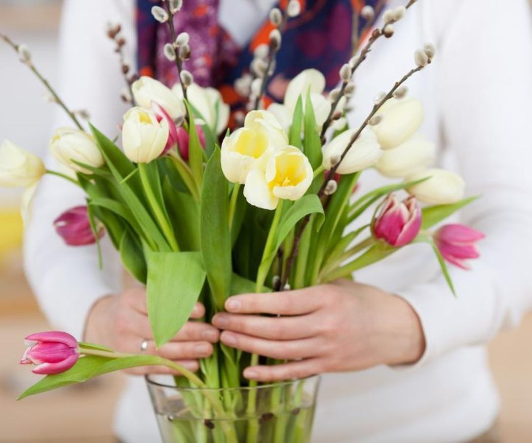 Trucos para que tus ramos de flores duren más tiempo frescos