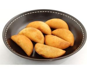 Empanadillas caseras realizadas con recetas tradicionales