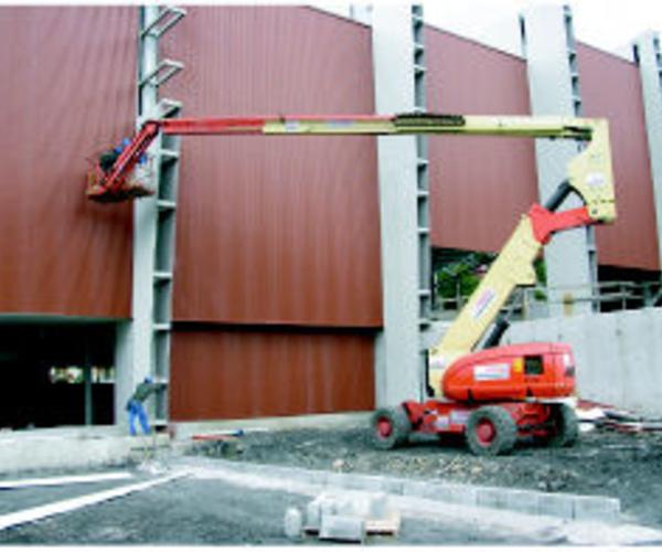 Plataformas elevadoras en Avilés | Jofemesa
