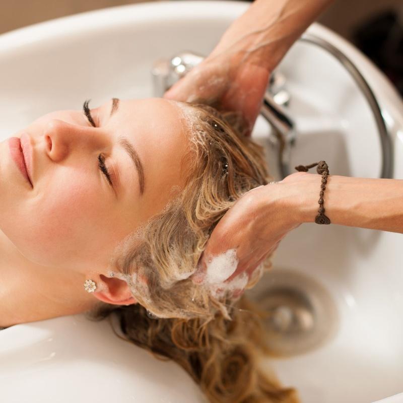 Mechas balayage y lavado: Servicios y tratamientos de Ameli Style Salón de Belleza