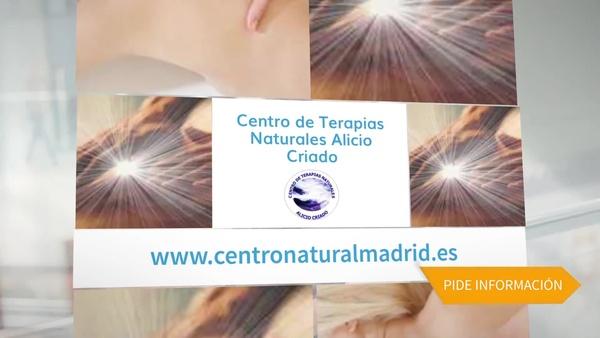 Centro de masajes en Tetuán, Madrid - Centro de Terapias Naturales Alicio Criado