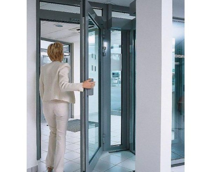 Puertas clase 5: CATÁLOGO de FICHET LEÓN