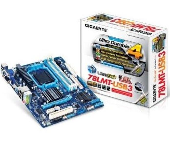 Gigabyte Placa Base 78LMT-USB3 mATX AM3+ : Productos y Servicios de Stylepc