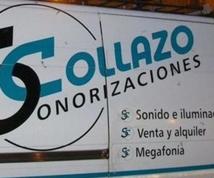 alquiler, venta e instalación de equipos de sonido en Vigo