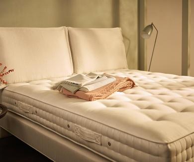Las mejores camas de lujo están en Miluna Vispring