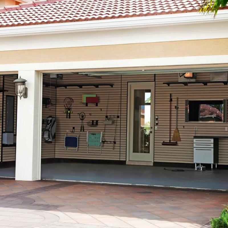 Garaje y zona de tránsito de vehículos: Servicios de Sago Calpe Pavimentos