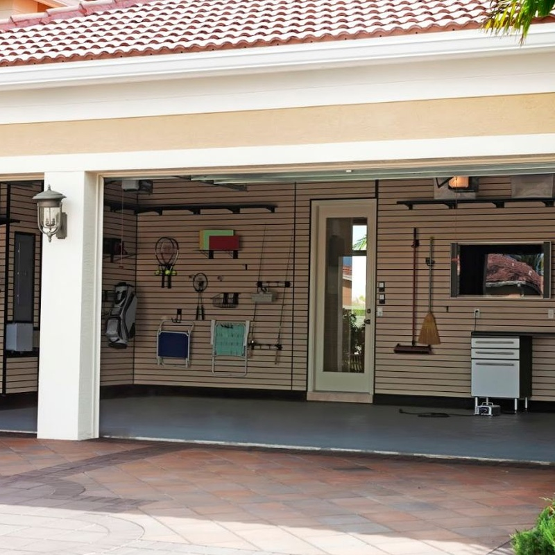 Garage and vehicle transit area: Services de Sago Calpe Pavimentos