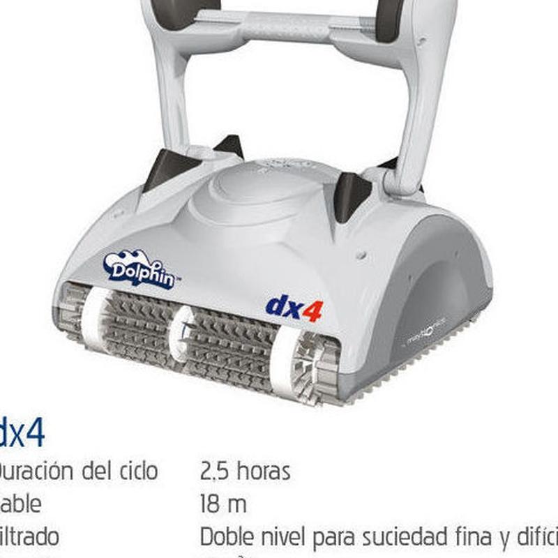 DX4: Productos y servicios de Piscinas Castilla - Construcción y Rehabilitación