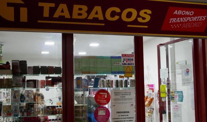 Estanco: Nuestros locales de Zoco Villalba