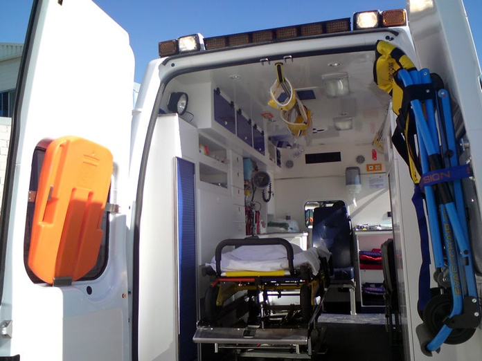Ambulancias Granada