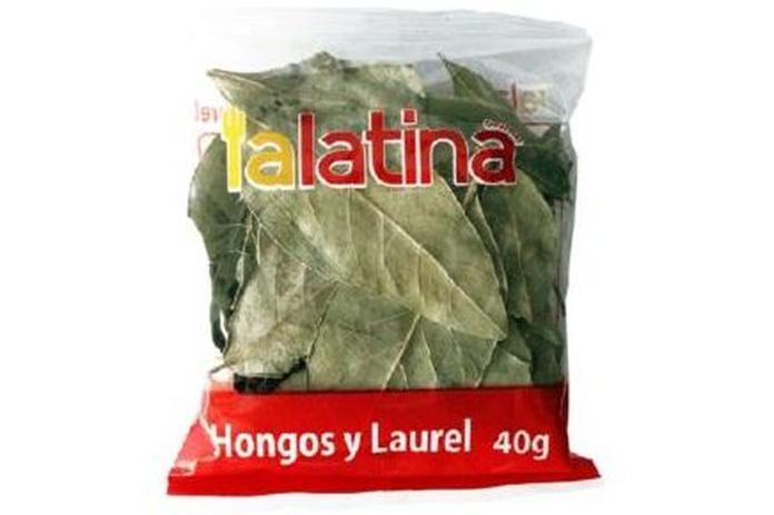 Hongos y laurel La Latina: PRODUCTOS de La Cabaña 5 continentes