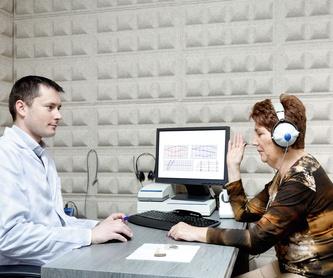 AUDIFONOS : Catálogo de Onacústica Centres Auditius