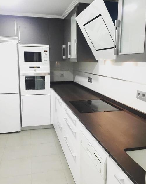 Fotos de Muebles de baño y cocina en Gijon | Cahema Hogar