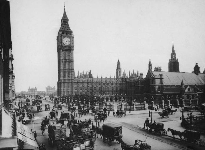 Big Ben. El simbolo de Londres