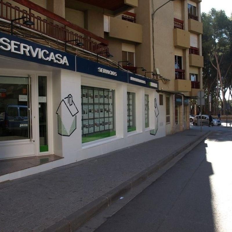 TERRENO VENTA 59.000€: Compra y alquiler de Servicasa Servicios Inmobiliarios