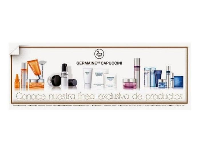 Venta de productos de Germaine de Capuccini: Servicios de Le Palais