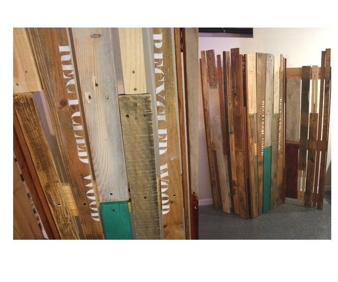 PFF. 021 · Biombo Palette: Muebles de Paletto´s Furnature