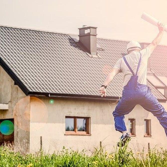 Algunos materiales que podrás elegir para la fachada de tu vivienda