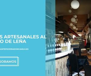 Restaurante italiano en Puerto de la Cruz | Pizzería Don Camilo