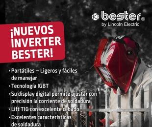 INVERTER BESTER 155-ND-170ND-210ND