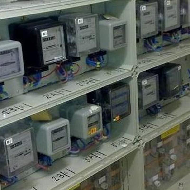 Cuarto contadores: Servicios de Jsp Electrotecnia, S.L.