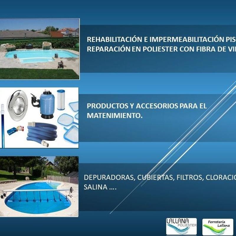 Ofertas: Productos y servicios de Lallana Pol